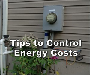 Tips to Control Energy Costs