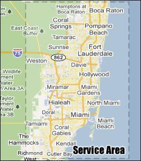 AC Service Area